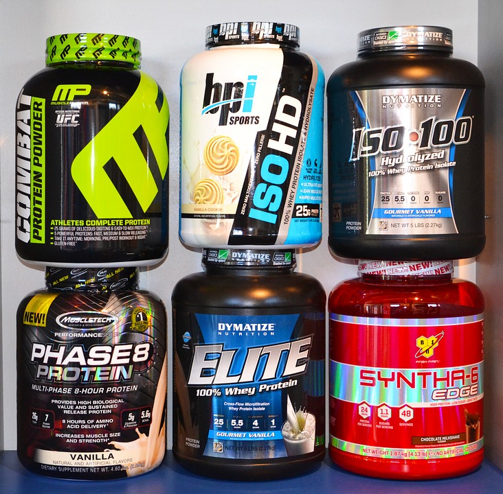 Supplement Companies